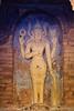 Hindu statue at Nat Hlaung Kyaung