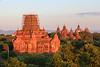 Sunrise at Low Ka Oushang Pagoda