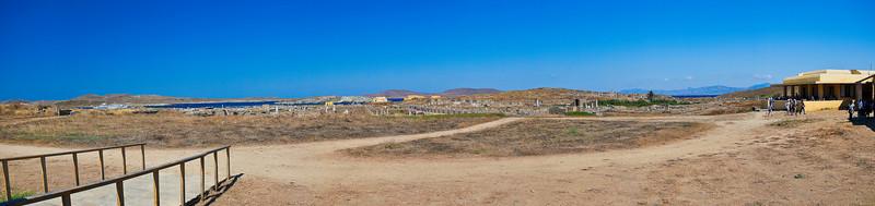 Delos Panorama Small