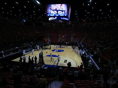 NCAA San Diego March 2014