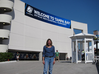 NCAA, Tampa, March 2011