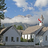 Church at Canmore Canada
