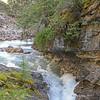 Waterfall near Banff