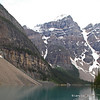 Lake Louise with tourquois waters