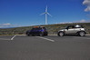 A quick stop to see the wind generators.