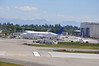 Boeing wide body factory in Everett, WA.