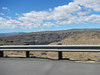 Heading west on I-90 and getting closer to the crossing of the Columbia River.