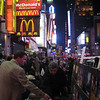 Street Vendors of Times Square