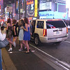 Sweet Sixteen Party in Times Square