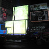 Billboards at Time Square