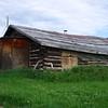 Cabin at Nahanni Butte