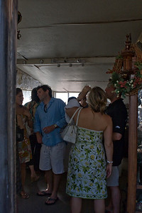 When we got there the tasting room was jumping, with regulars and newcomers eager to try the wines.