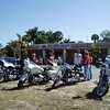 Group at Iron Rhino in Everglades
