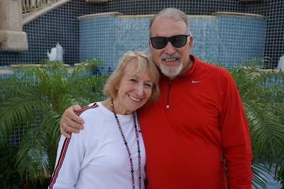 Carolyn Bookout & Larry Hughey
