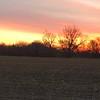 March 23, 2015 - (Taylor Ranch [near Hwy 2] / Grand Island, Hall County; Nebraska) -- Sunrise