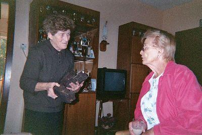 Mom & Nellie