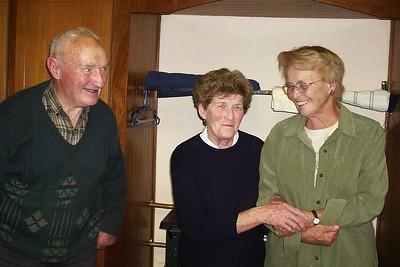 Patrick, Nellie, Mom