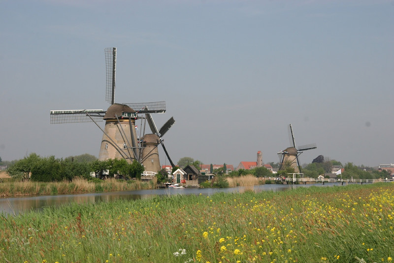 Kinderdijk Windmills
