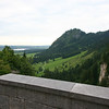 View from Schloss Neuschwanstein