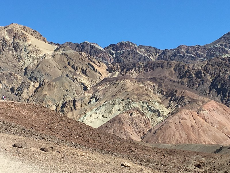 Artist's Drive @ Death Valley NP