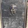 Father Crowley Marker at Death Valley NP
