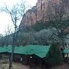 Zion Lodge Cabins @ Zion NP
