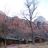 Zion Lodge & Cabins @ Zion NP