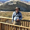 David @ Salt Creek Interpretive Trail in Death Valley NP