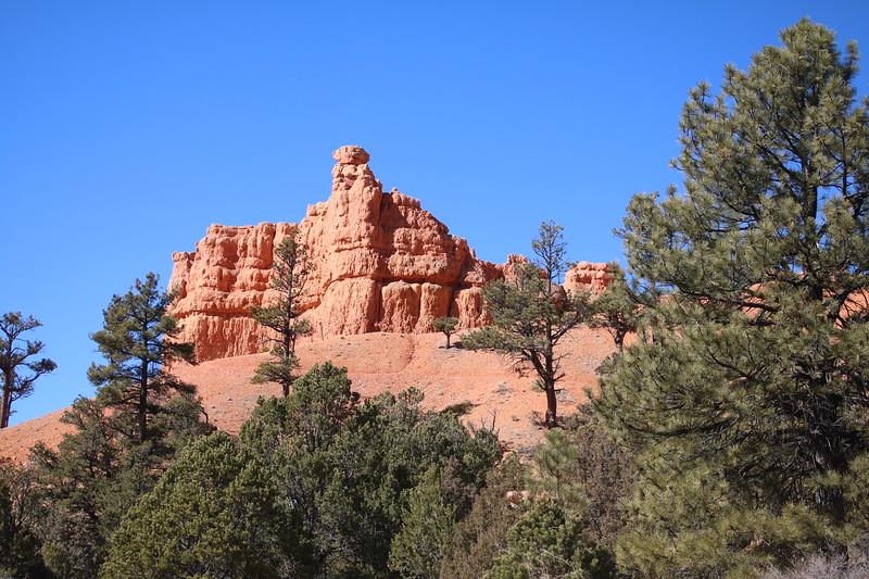 Hoodoos @ Red Canyon