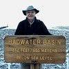 David @ Badwater Basin in Death Valley NP