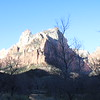 Court of the Patriarchs @ Zion NP