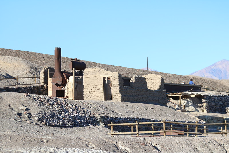 Harmony Borax Works @ Death Valley NP