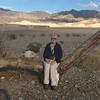 MaryAnne @ Furnace Creek Visitor Center / Death Valley NP