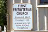 First Presbyterian Church in Virginia City