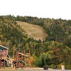 Playground and ski trails.
