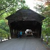 First stop: Covered bridge.