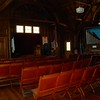 This church also has a stunning wooden interior.