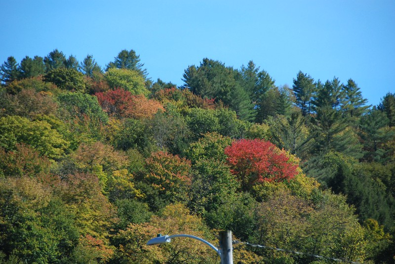 More Vermont countryside and color.
