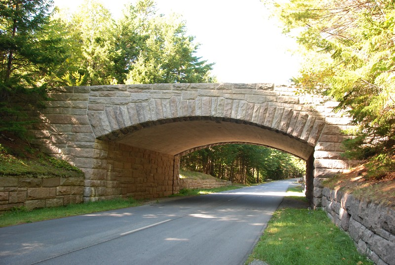 And yet another stone bridge.