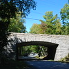 Back to Acadia Park: Stone bridge.