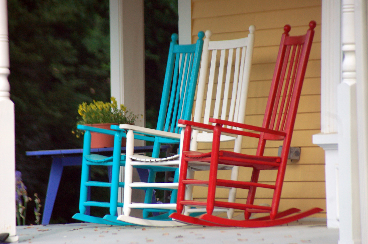 Cape Anne, MA Rocking Chairs