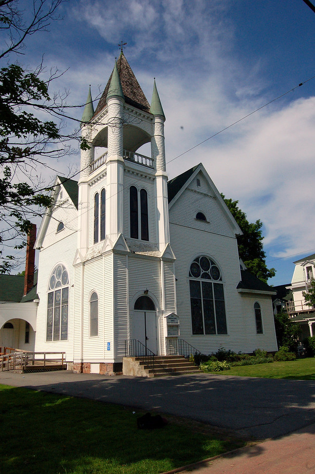 Morrisville, VT Church
