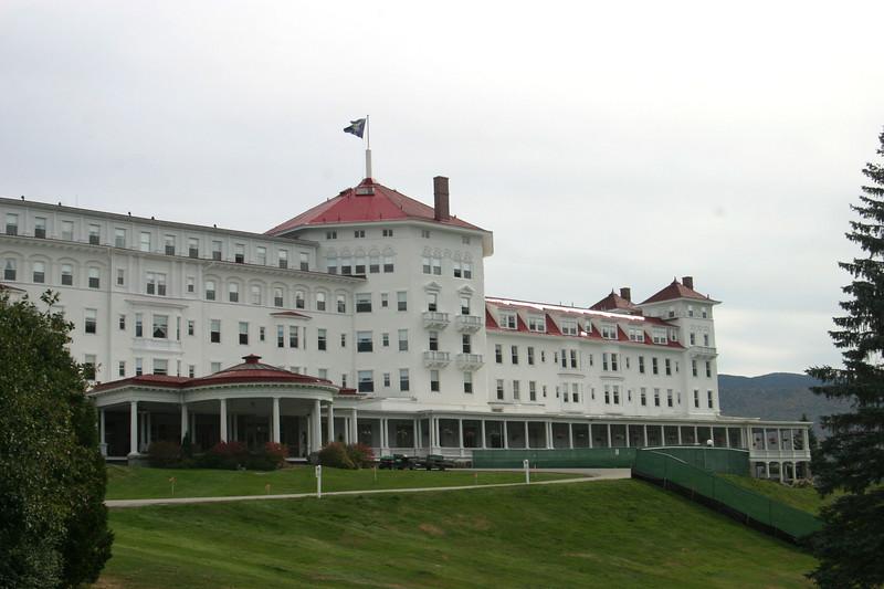Mt Washington Hotel, Mt Washington, N.H.