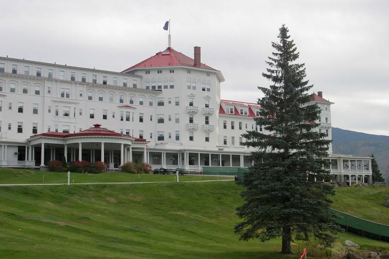Mt Washington Hotel, Mt. Washington N.H.