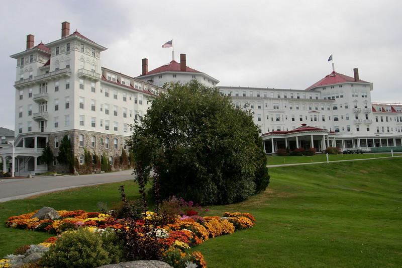 Mt. Washington Hotel, Mt Washington, N.H.