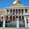 MA Governor's house in Boston.