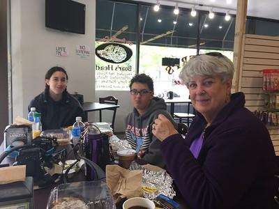 Grace, Brendan, & MaryAnne @ Lambert's Marketplace