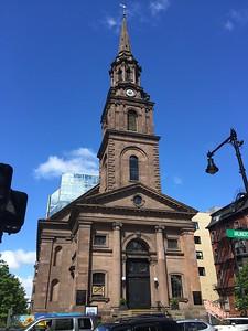 Arlington Street Church @ Arlington Street, Boston