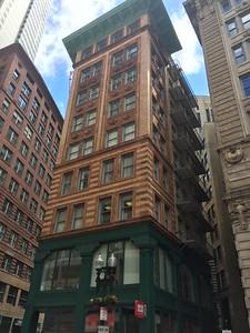 The Winthrop Building, Boston