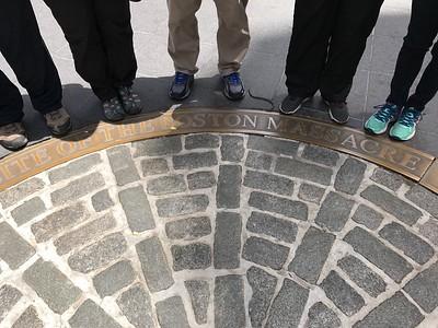 Boston Massacre Site @ Old State House